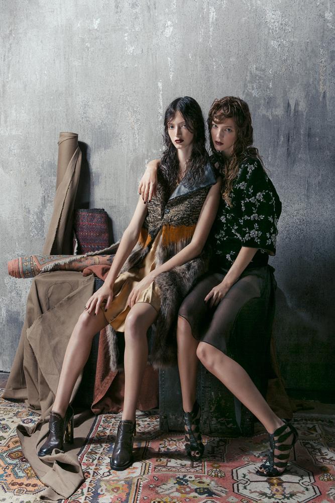 Editorial per Book Moda N°11 -Novembre 2014