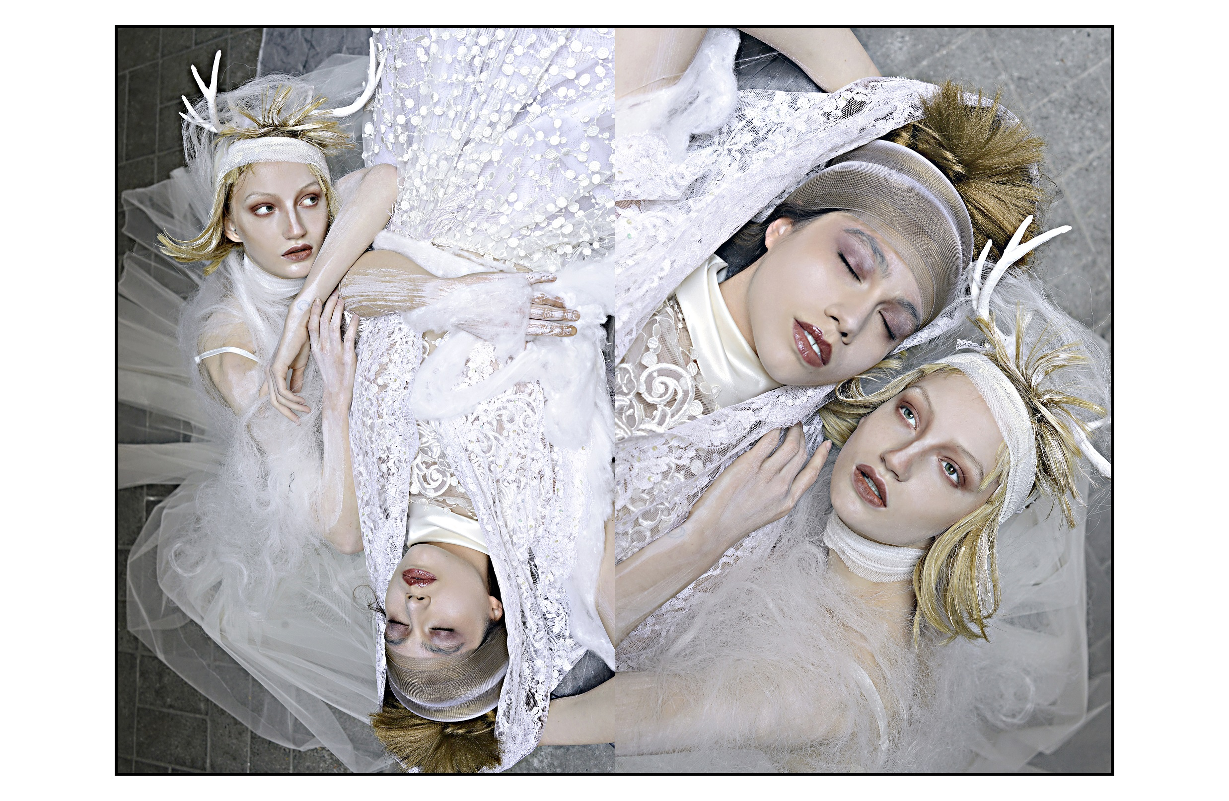 "Editorial "" Inside a Dream"" The Backstage Collections"