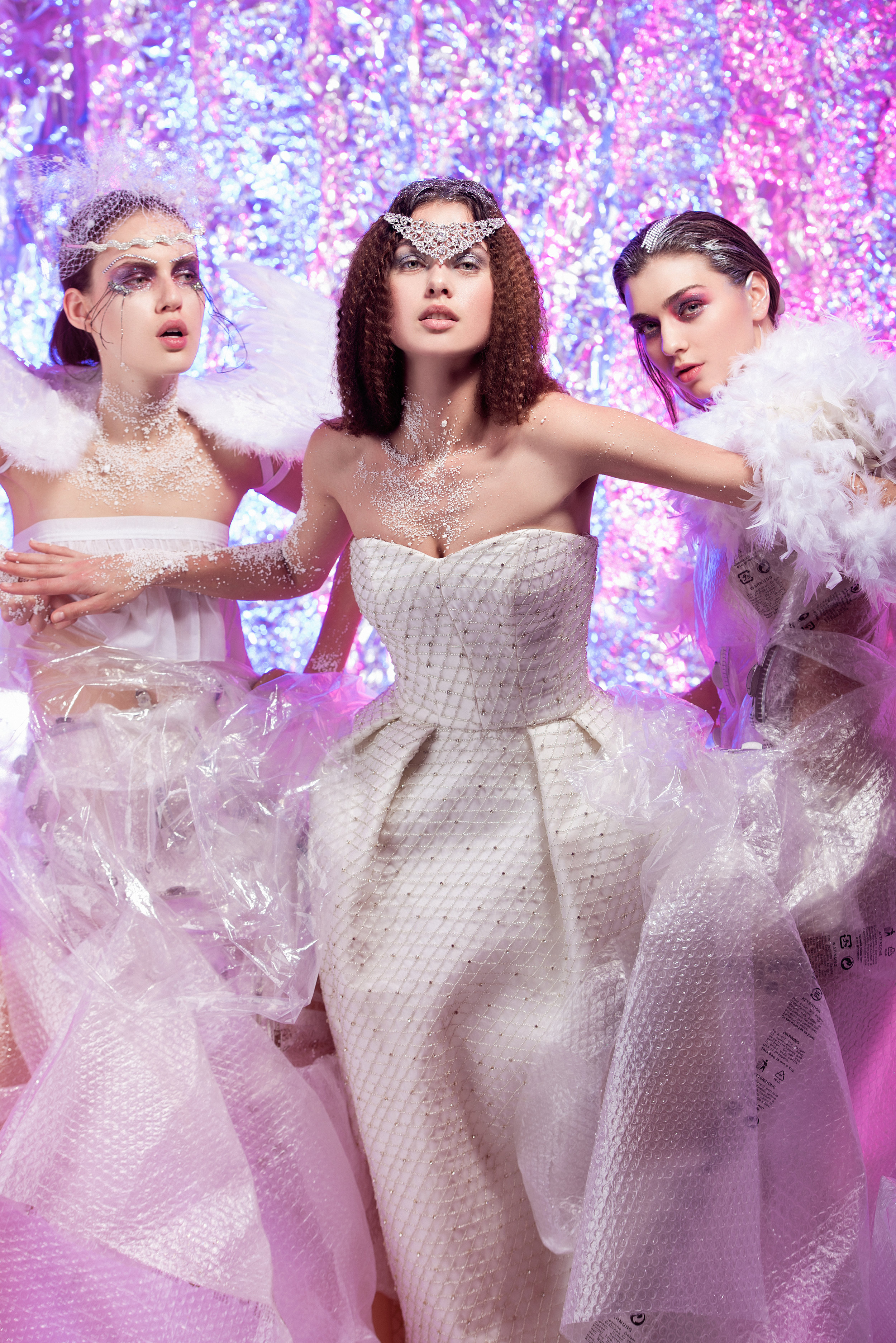 Love Fusion Editorial - Belle Bridal Magazine March 18 18