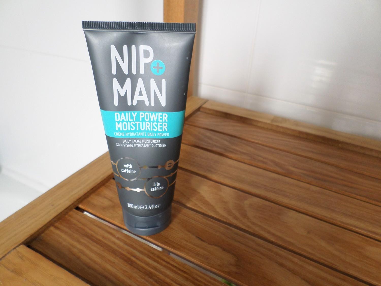 Nip + Man Daily Power Moisturiser