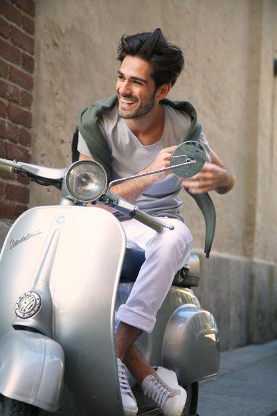Zara for men: Summer 2014, Italian style.