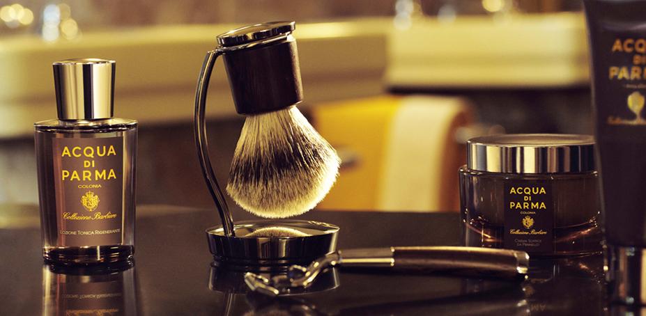 Acqua di Parma: Shaving Range
