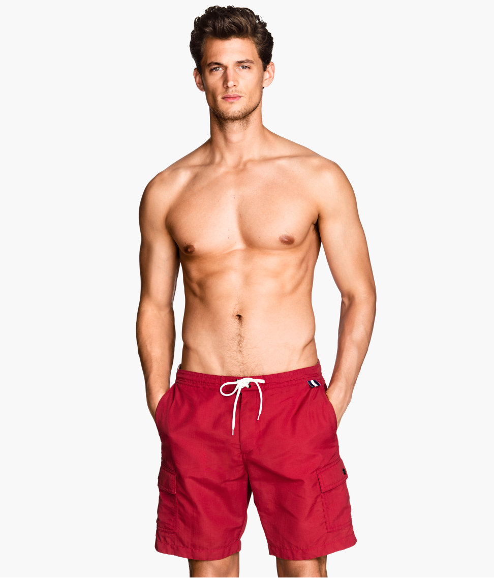 Swim Shorts H&M: £8.99
