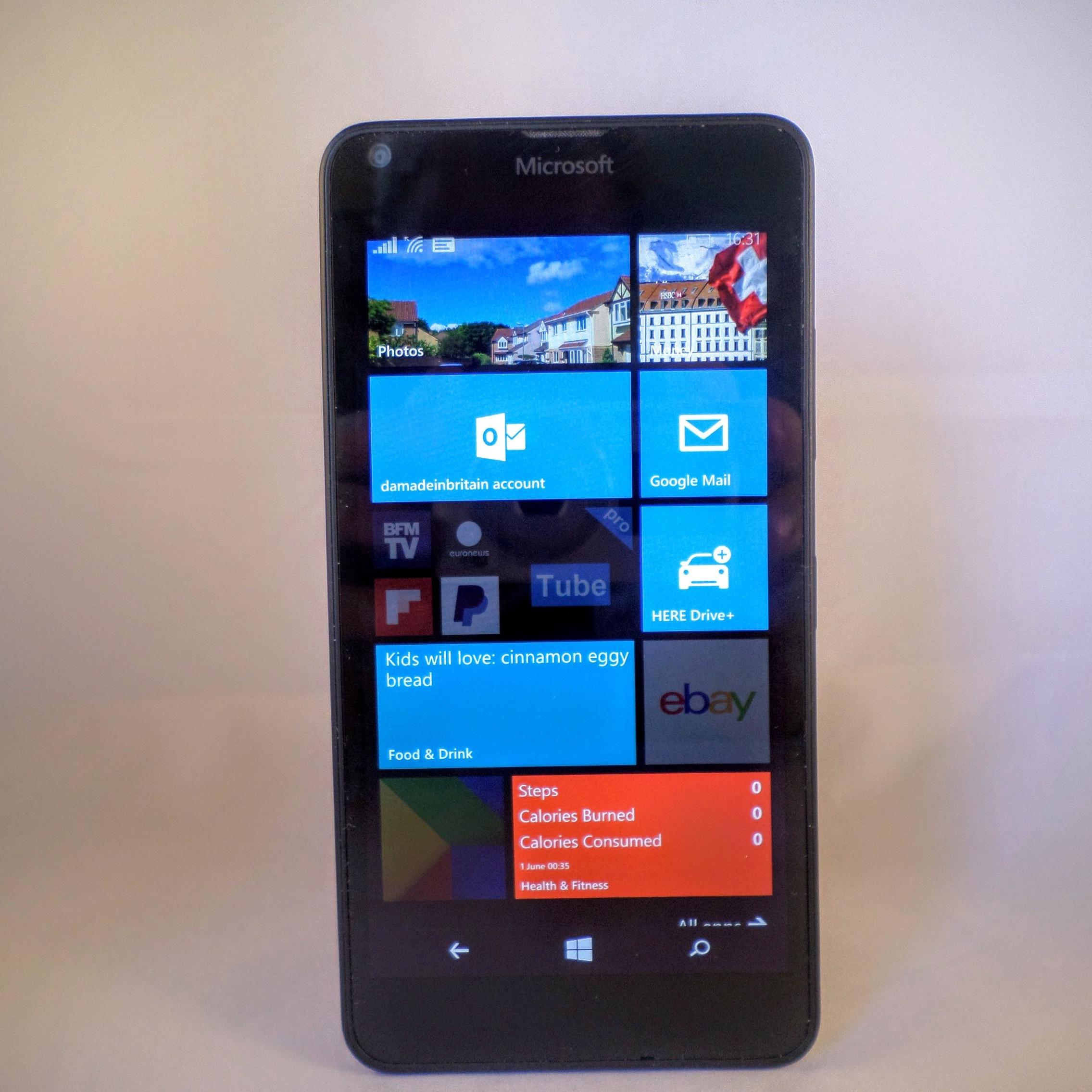 Microsoft Lumia 640 Black