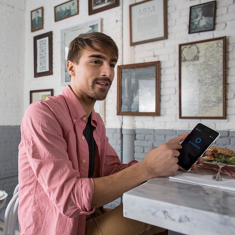 Lumia 640 and cortana