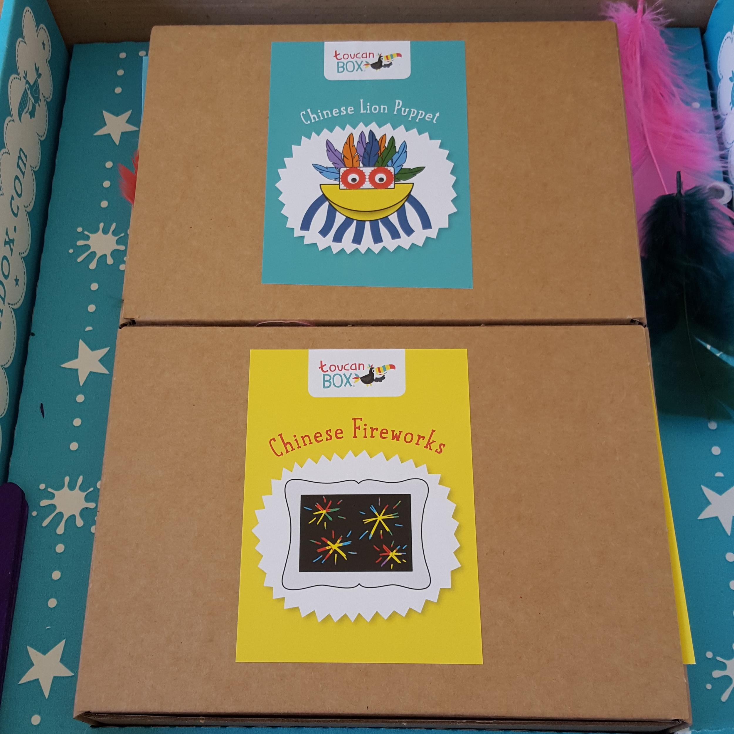Toucan Box Craft