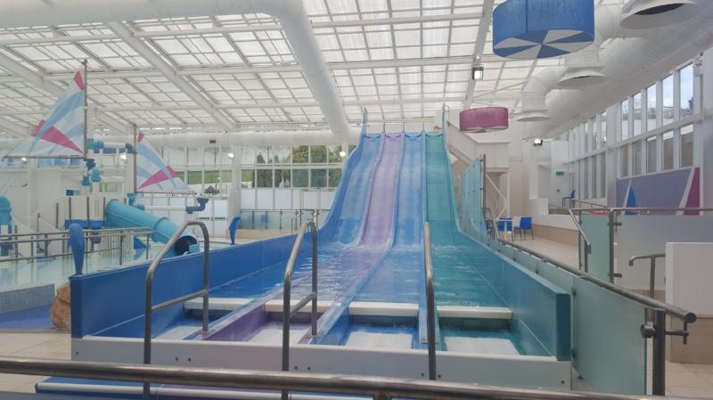 Indoor Pool at Devon Cliffs