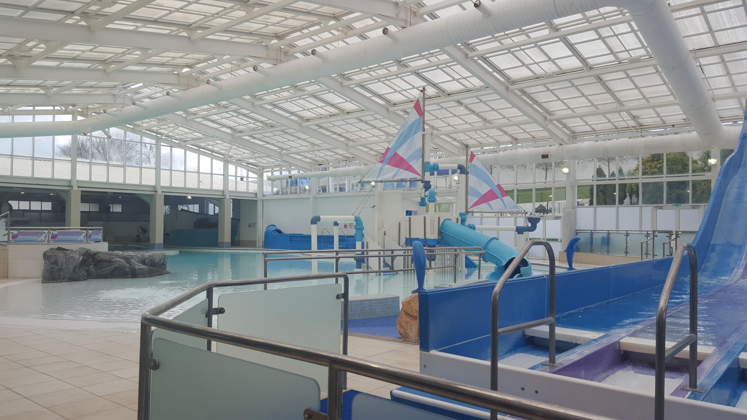 Indoor Pool Haven Holidays Devon Cliffs
