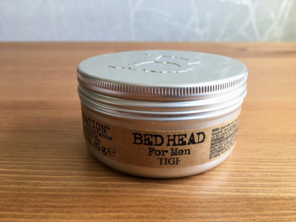 Bed Head For Men Matte Separation