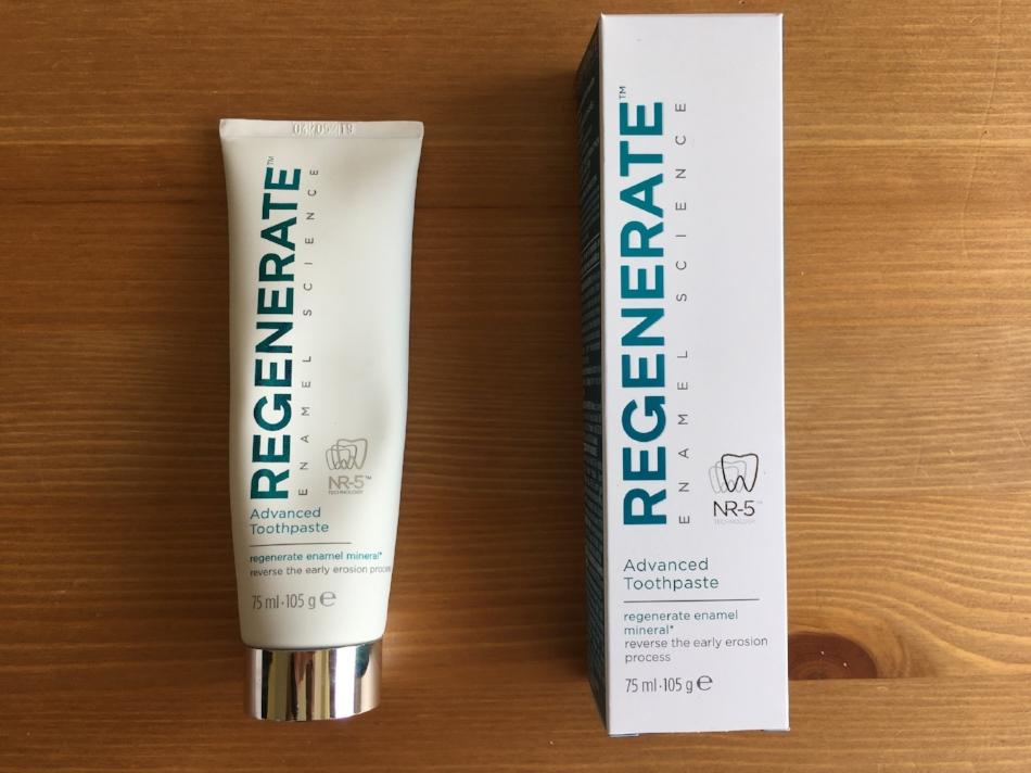 Regenerate Toothpaste