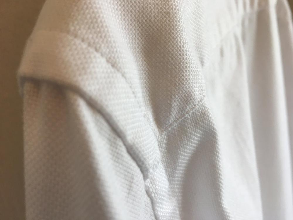 Christian Benedict White Shirt