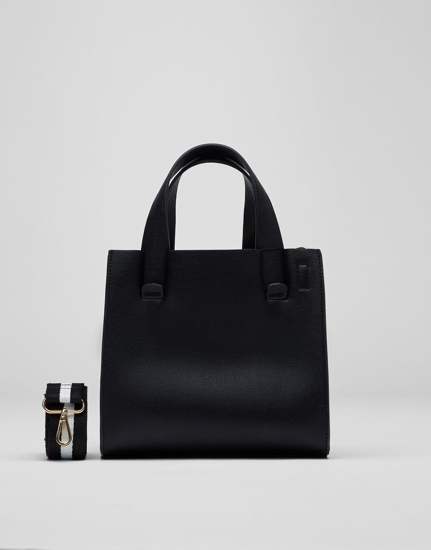 Basic Tote Bag - £19.95 Pull & Bear