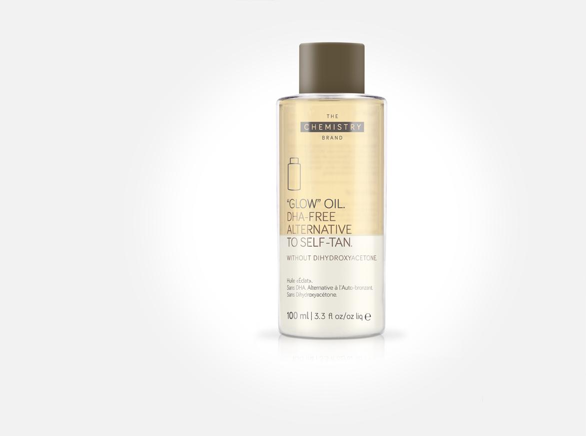 glow oil - The Chemistry Brand £20.00