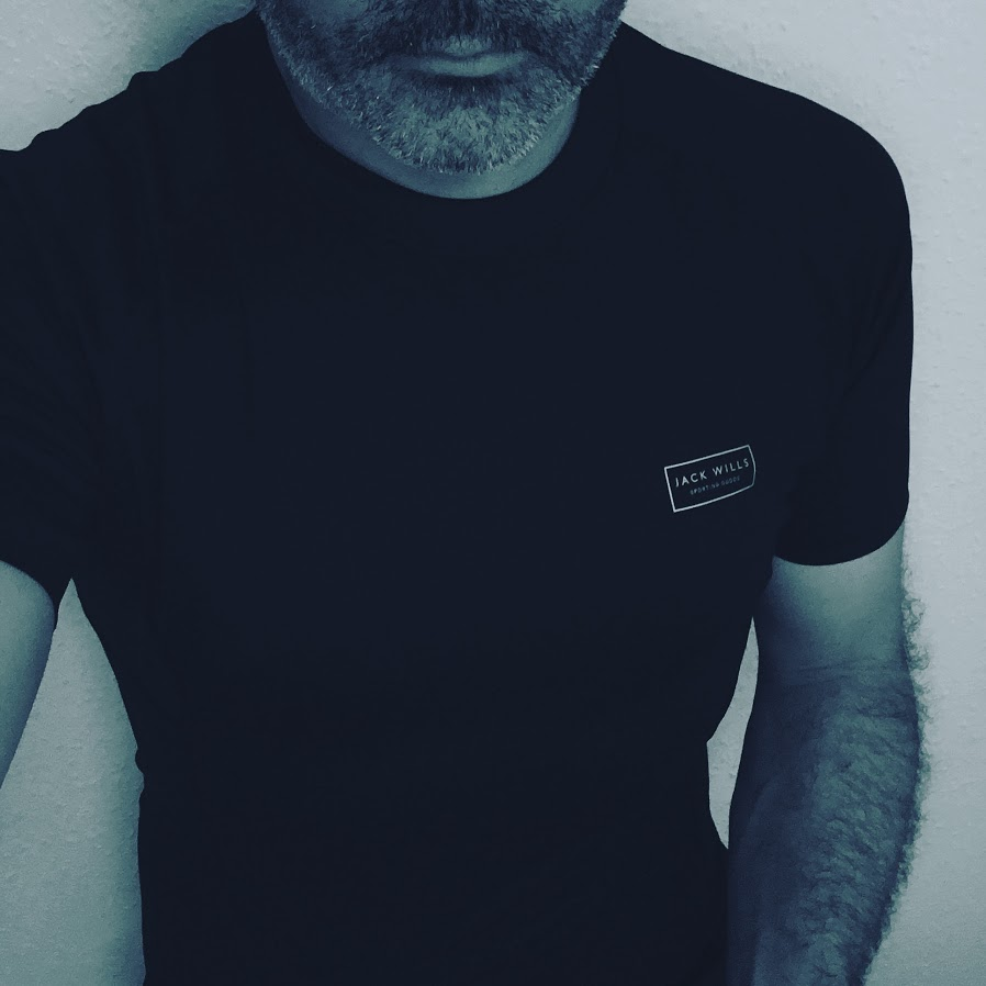 Jack Wills - I'm wearing the new Brentwood T-Shirt