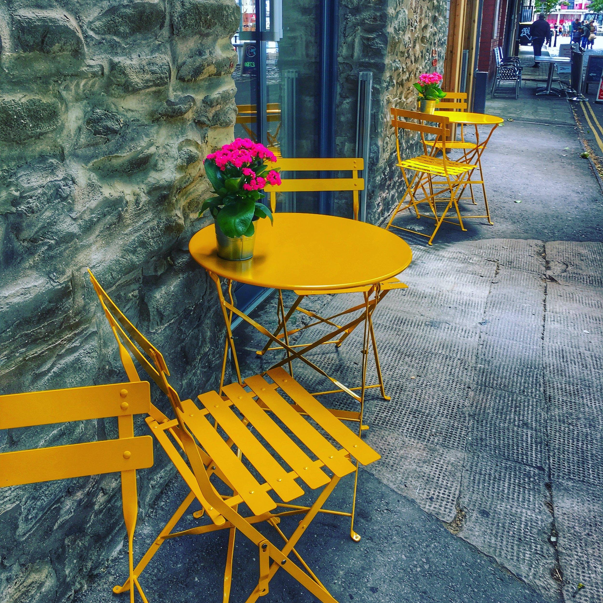 Outside Society Cafe