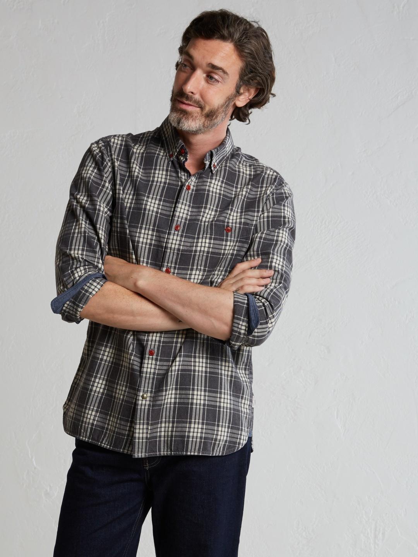 White Stuff: Cortinar Check Shirt £49.95
