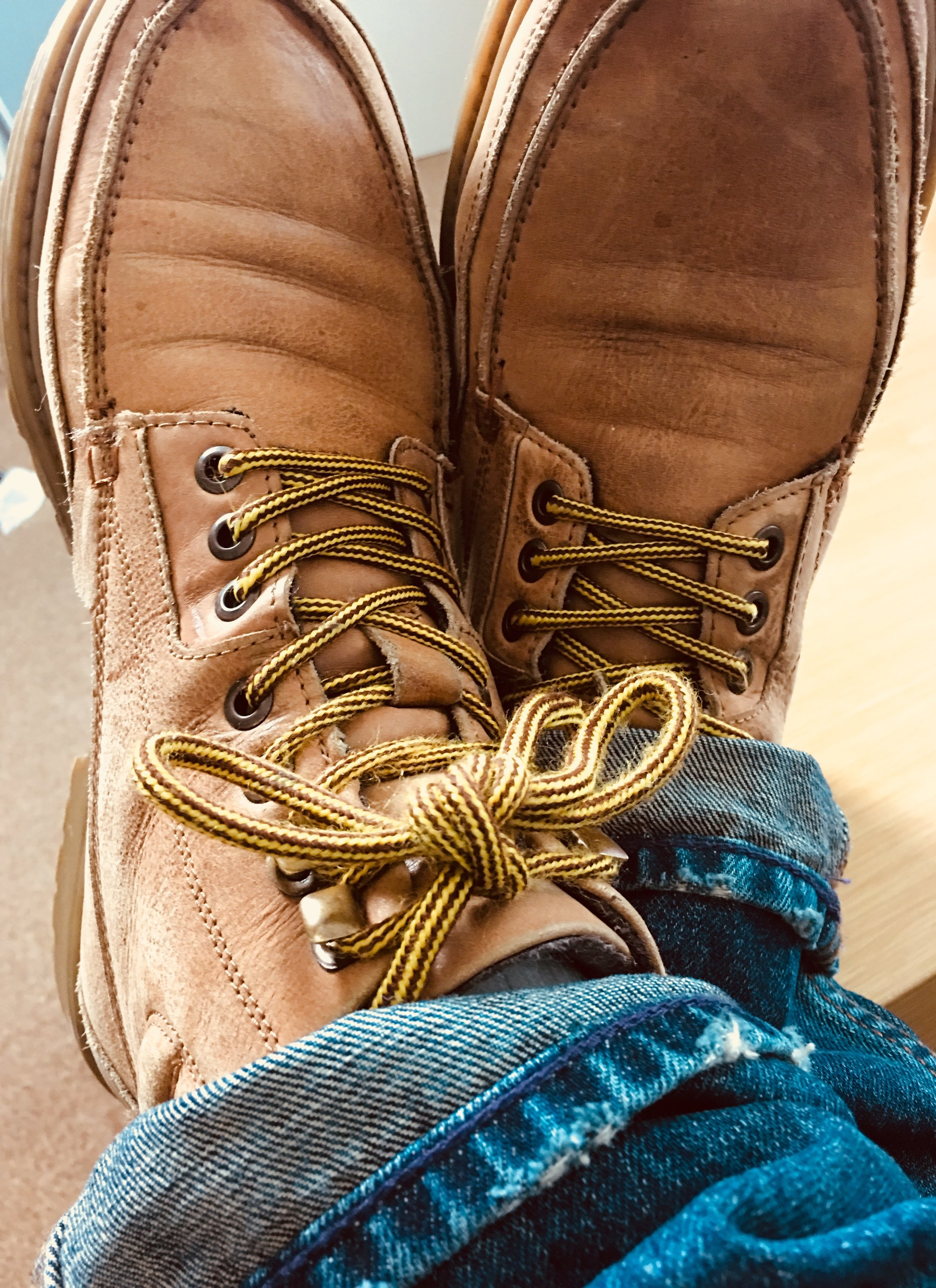 The Rigid Slim Jeans by White Stuff is great to wear with my favourite pair of Boots. I love Winter time!