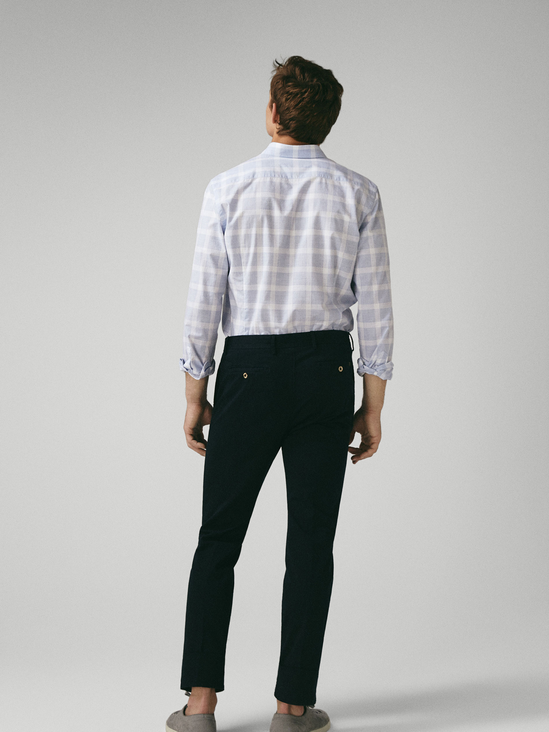 Regular Chinos Massimo Dutti available in other colors