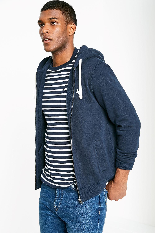 Jack Wills Pinebrook Hoodie-Navy £59.95