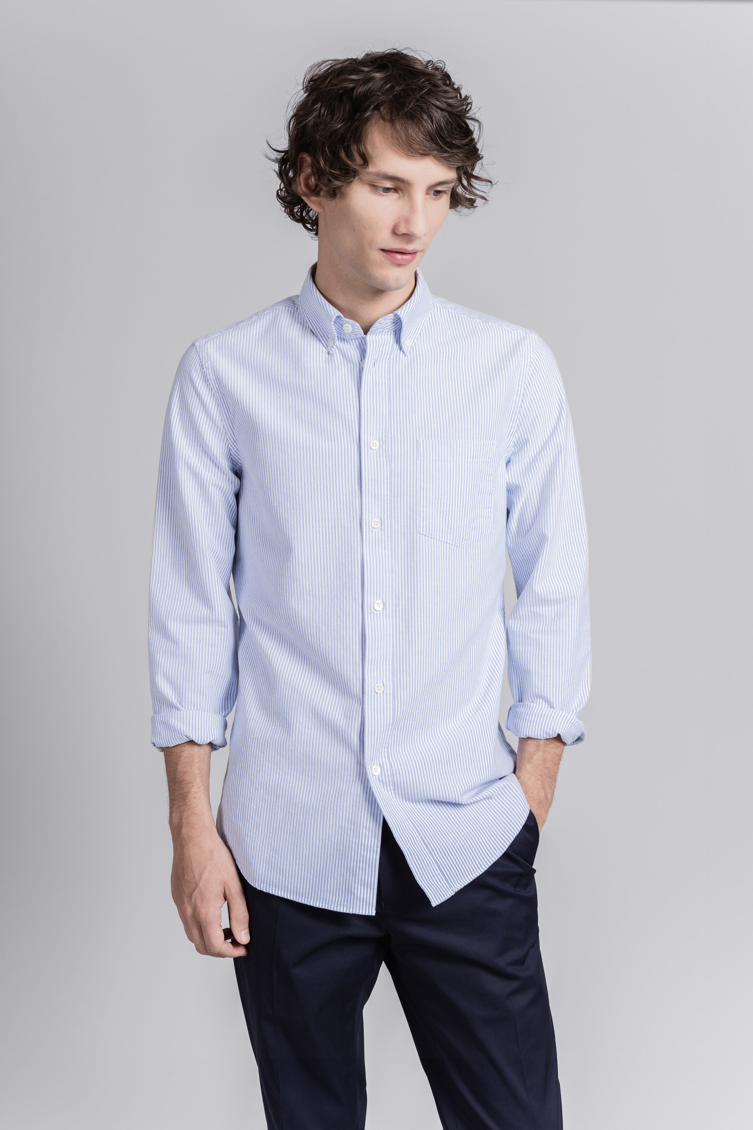Asket The Oxford Shirt £80