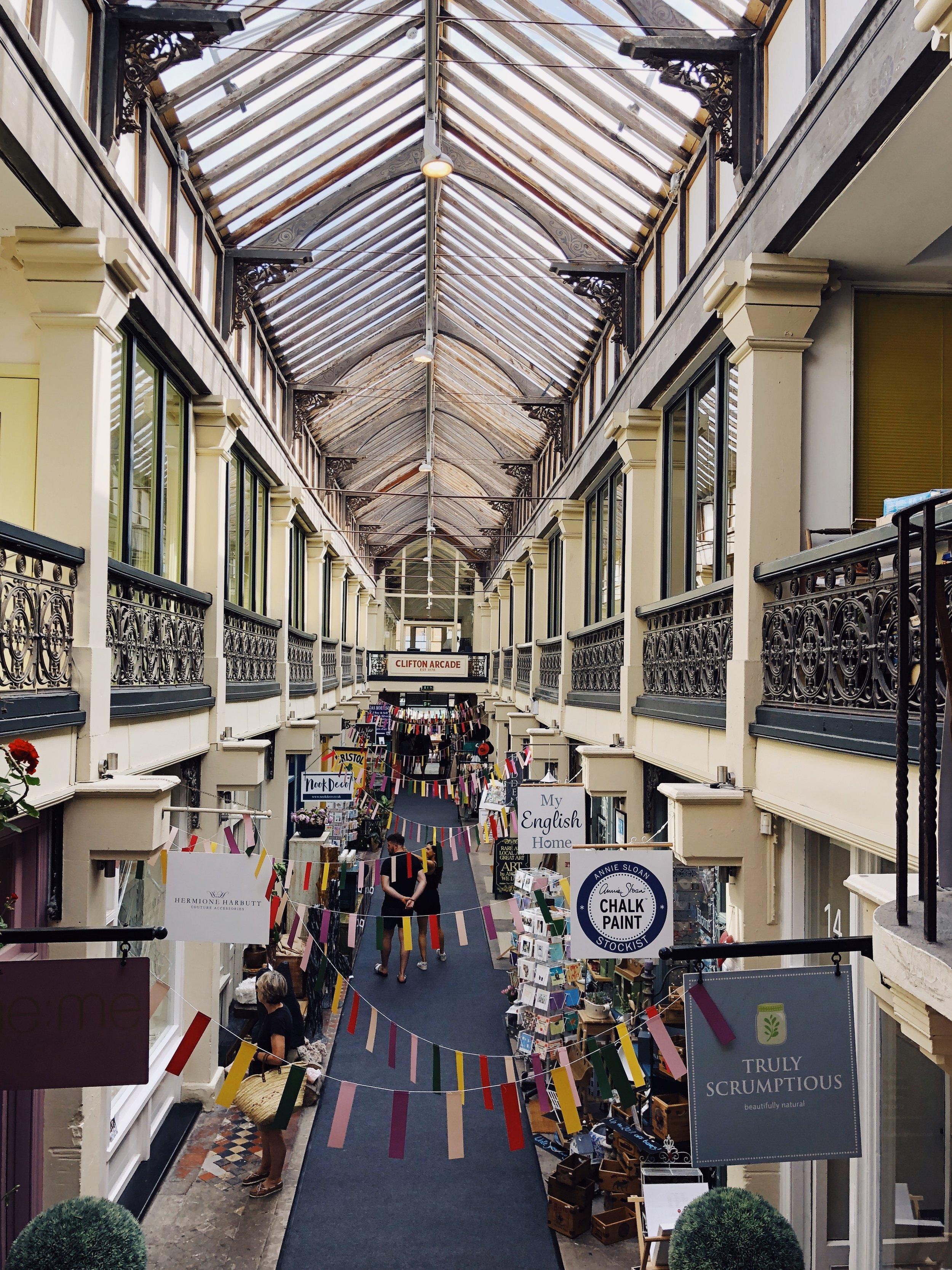 Clifton Arcades