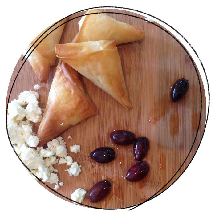 Greek cuisine classics