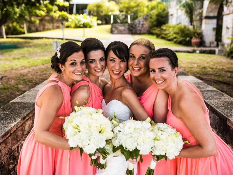 a - Rose hall Great House Wedding - portrait shot bridesmaids.jpg