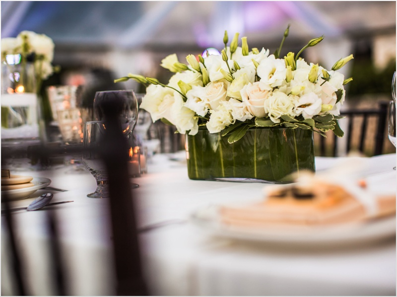 a - Rose hall Great House Wedding - florals reception rect flowers.jpg