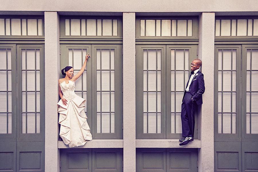 Urban Glam Wedding at Hotel Monaco, Philadelphia Day of Coordination. Photos by Todd Laffler