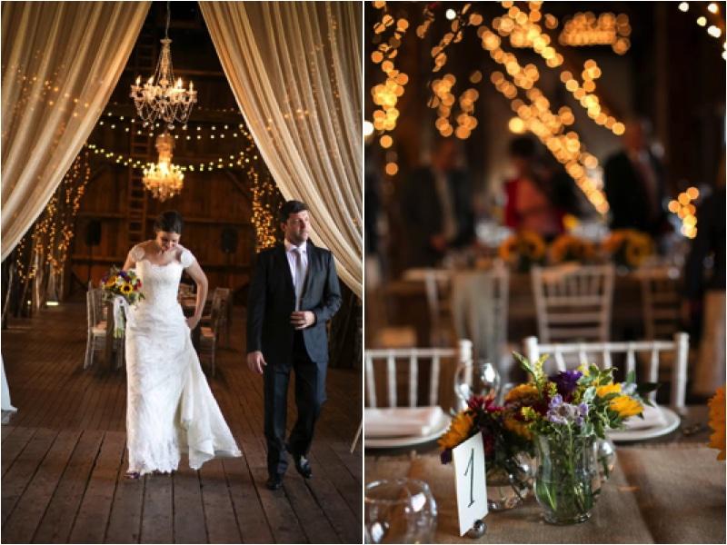 Farm Wedding - bride and groom at barn.jpg