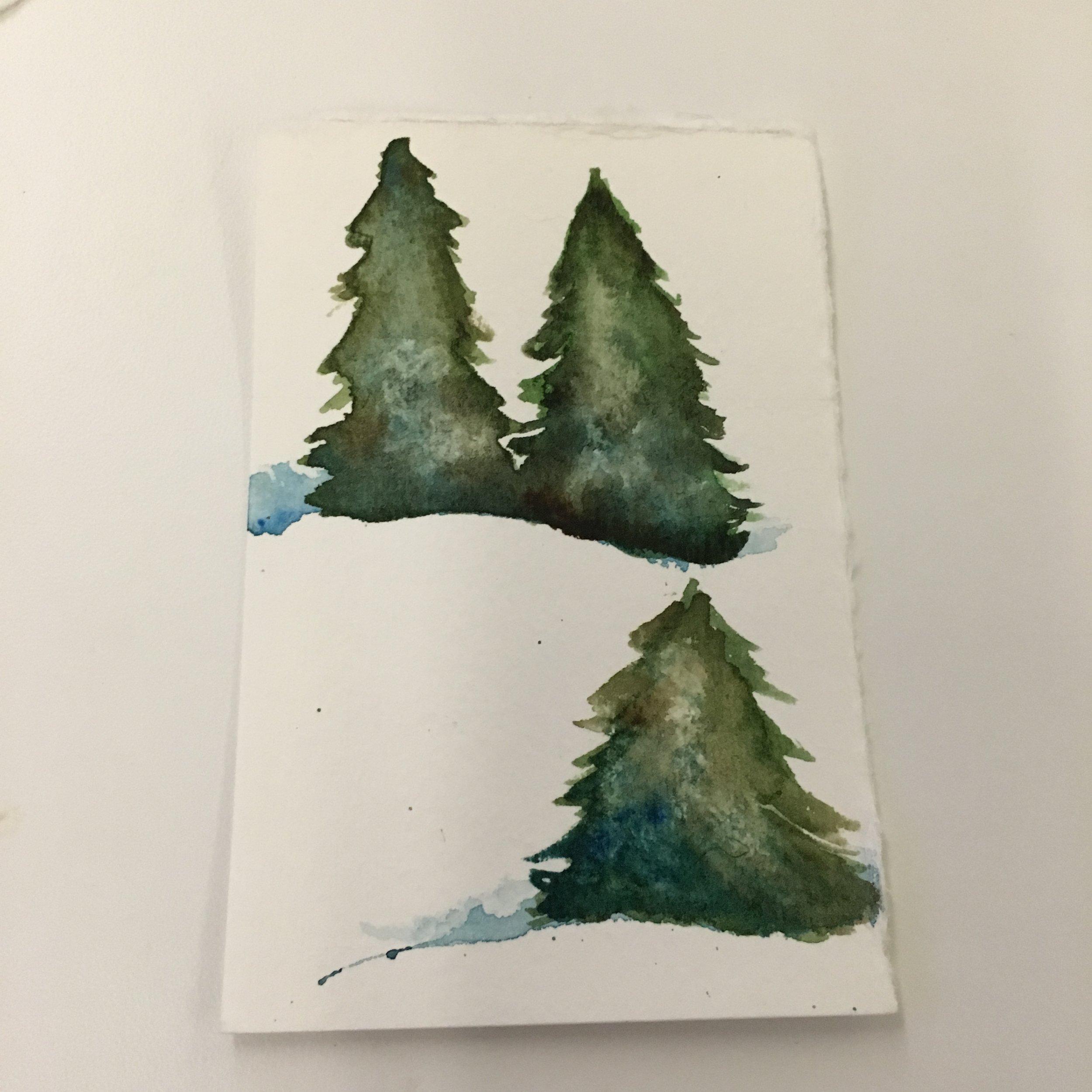 Watercolor 2017