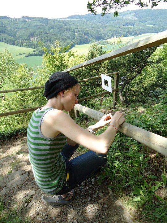 View Finder     Kellerwald-Edersee National Park, Germany 2010