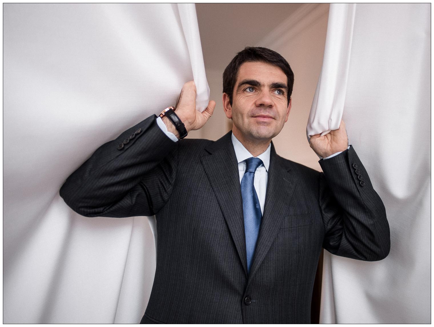 Jerome Lambert (CEO Montblanc)