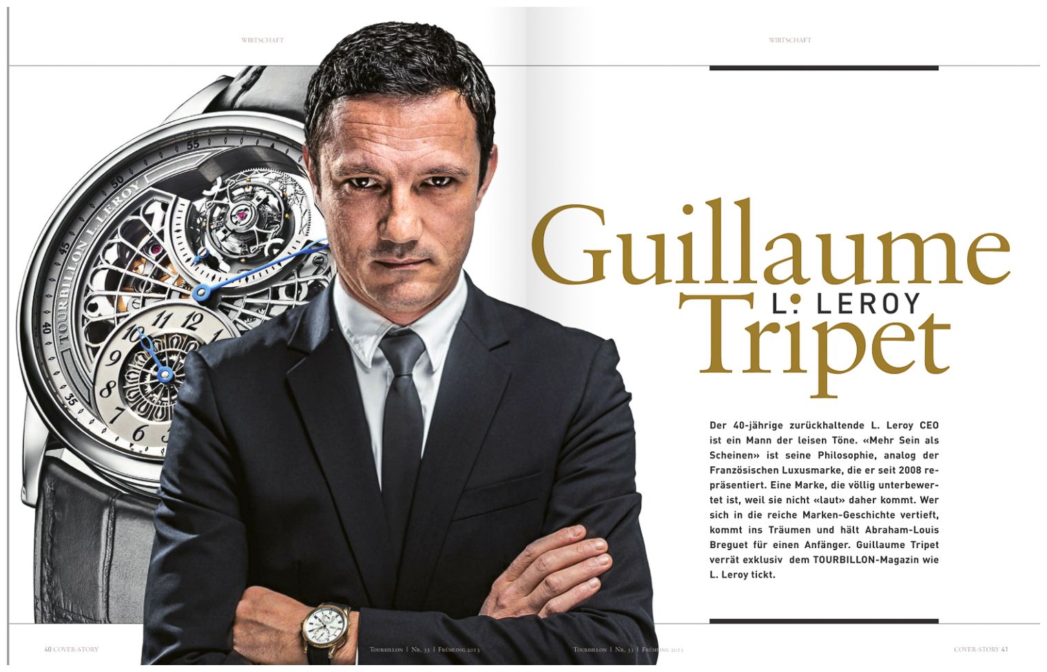 Tourbillon magazine