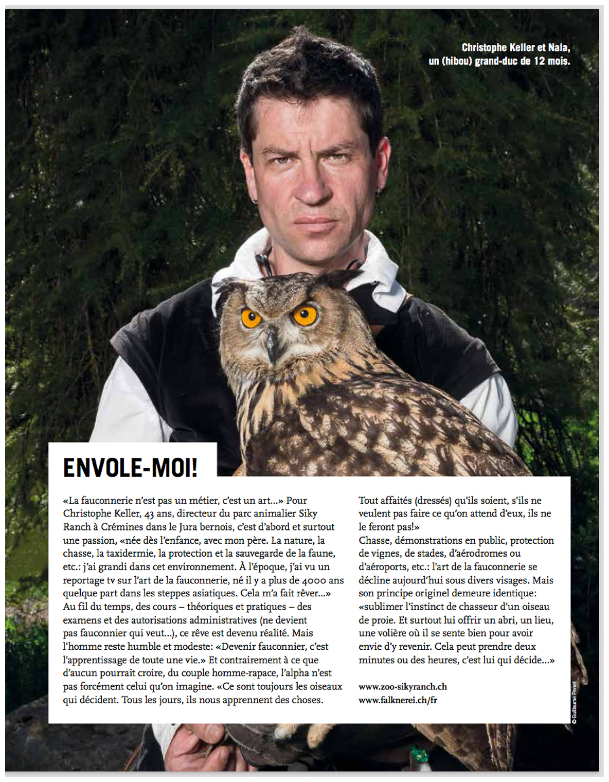 Magazine Notre Temps