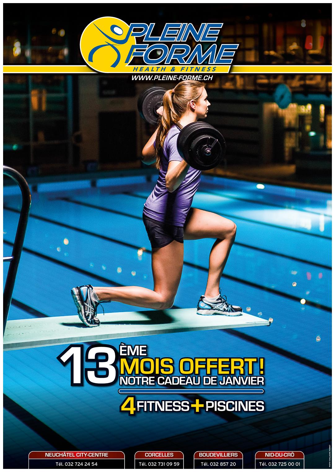 Campagne pub fitness Pleine Forme