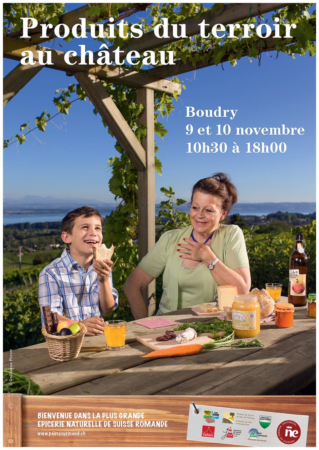 affiche OVPT