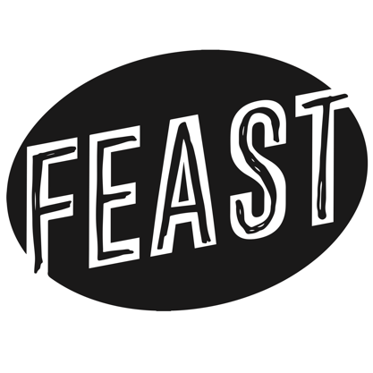 Logo by Riley Teahan.