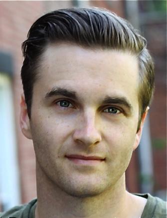 headshot by Kris Kling, September 2013