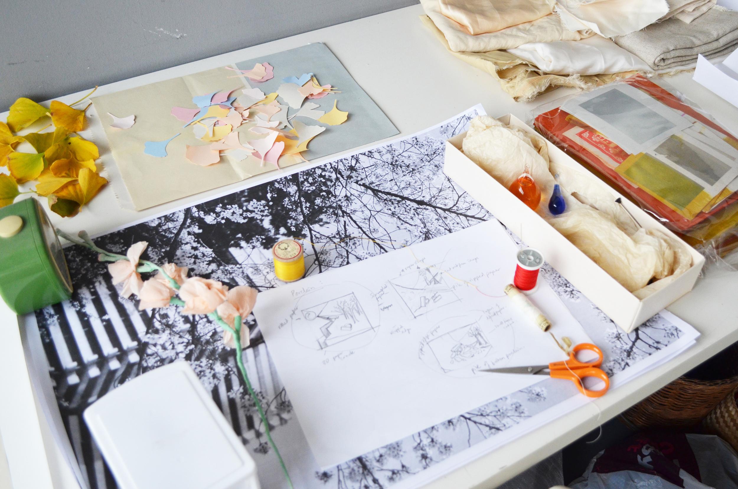 Narratorium Paper Props & Set Plan