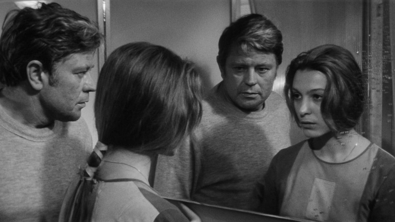 Solaris - directed by Andrei Tarkovsky