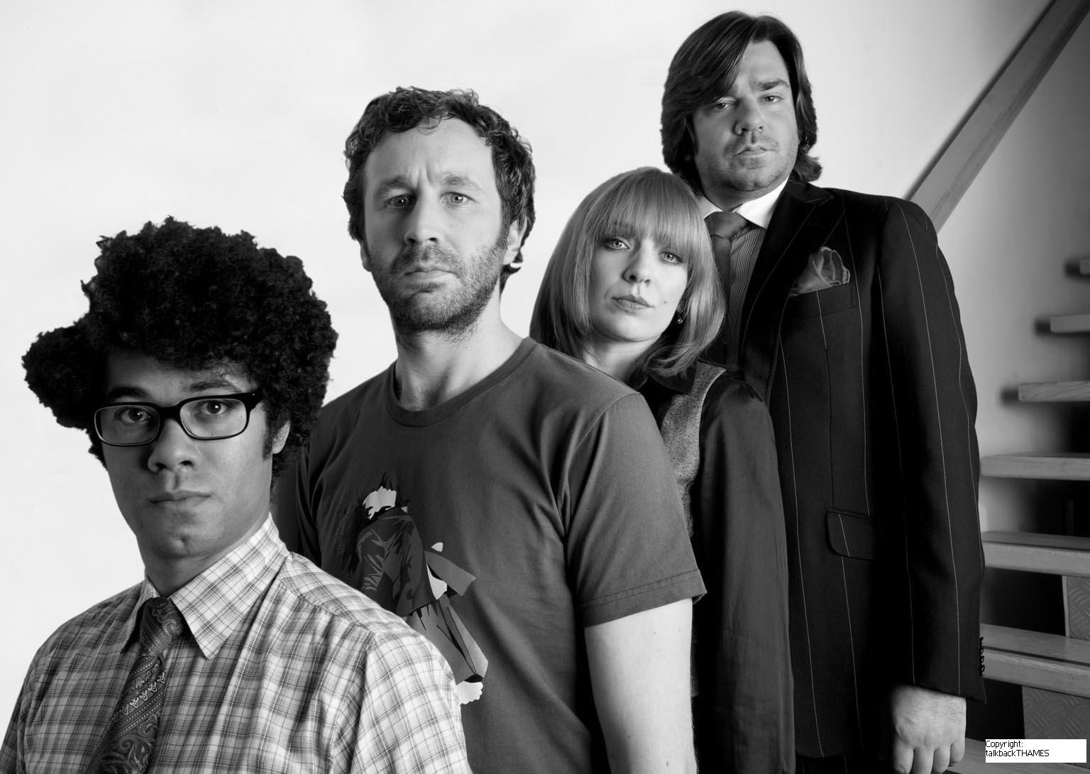 The IT Crowd - Channel 4