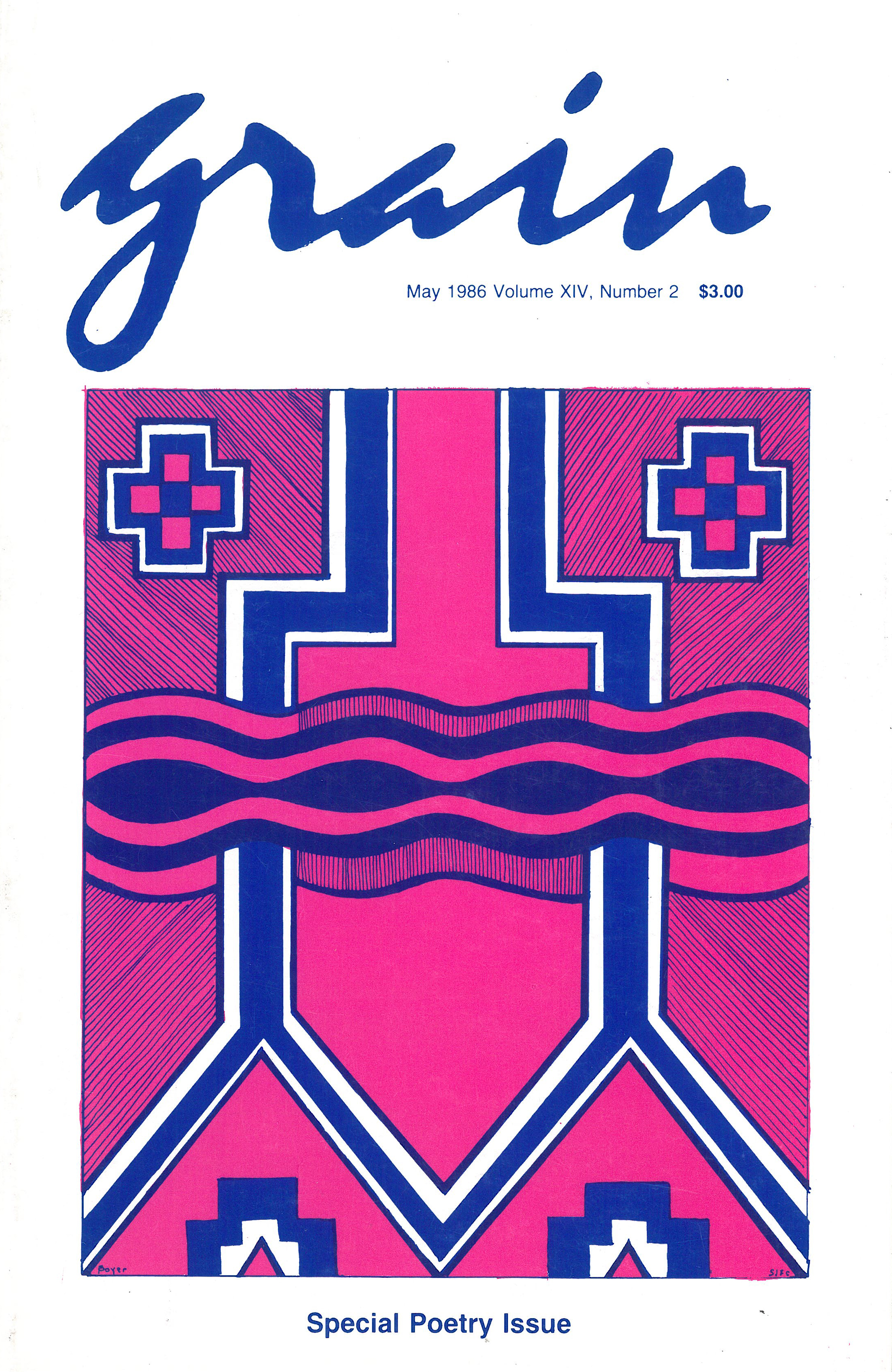 14.2 May 1986, Special Poetry Issue