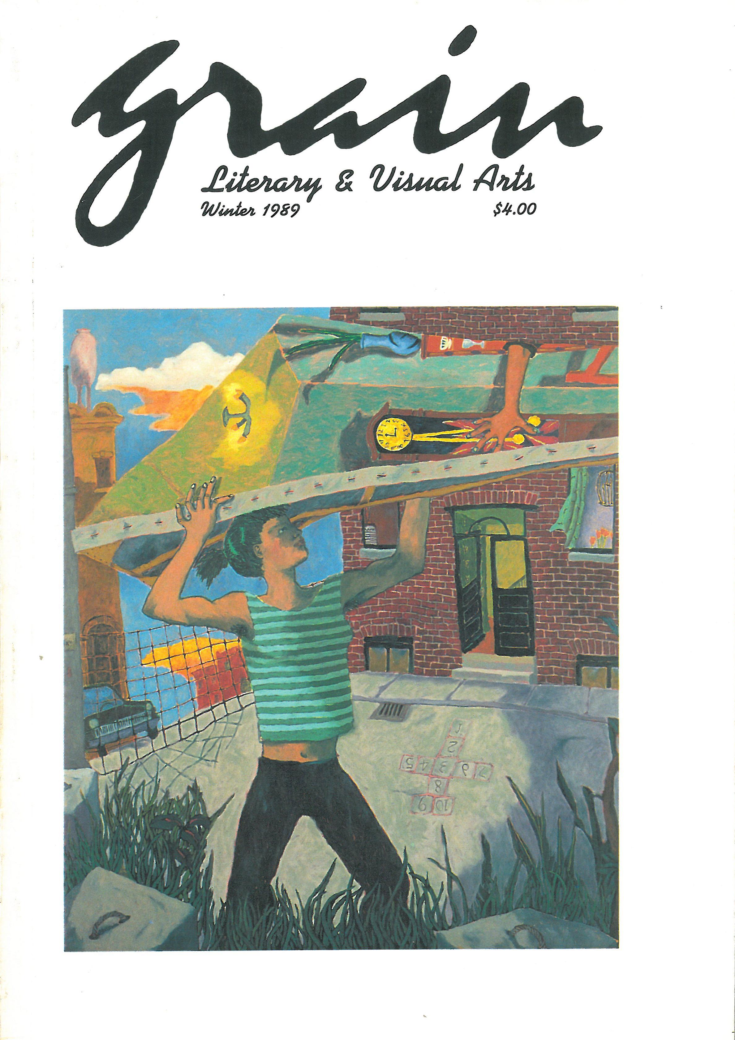 17.4 Winter 1989, Postcard Story Winners: The First Short Grain Contest
