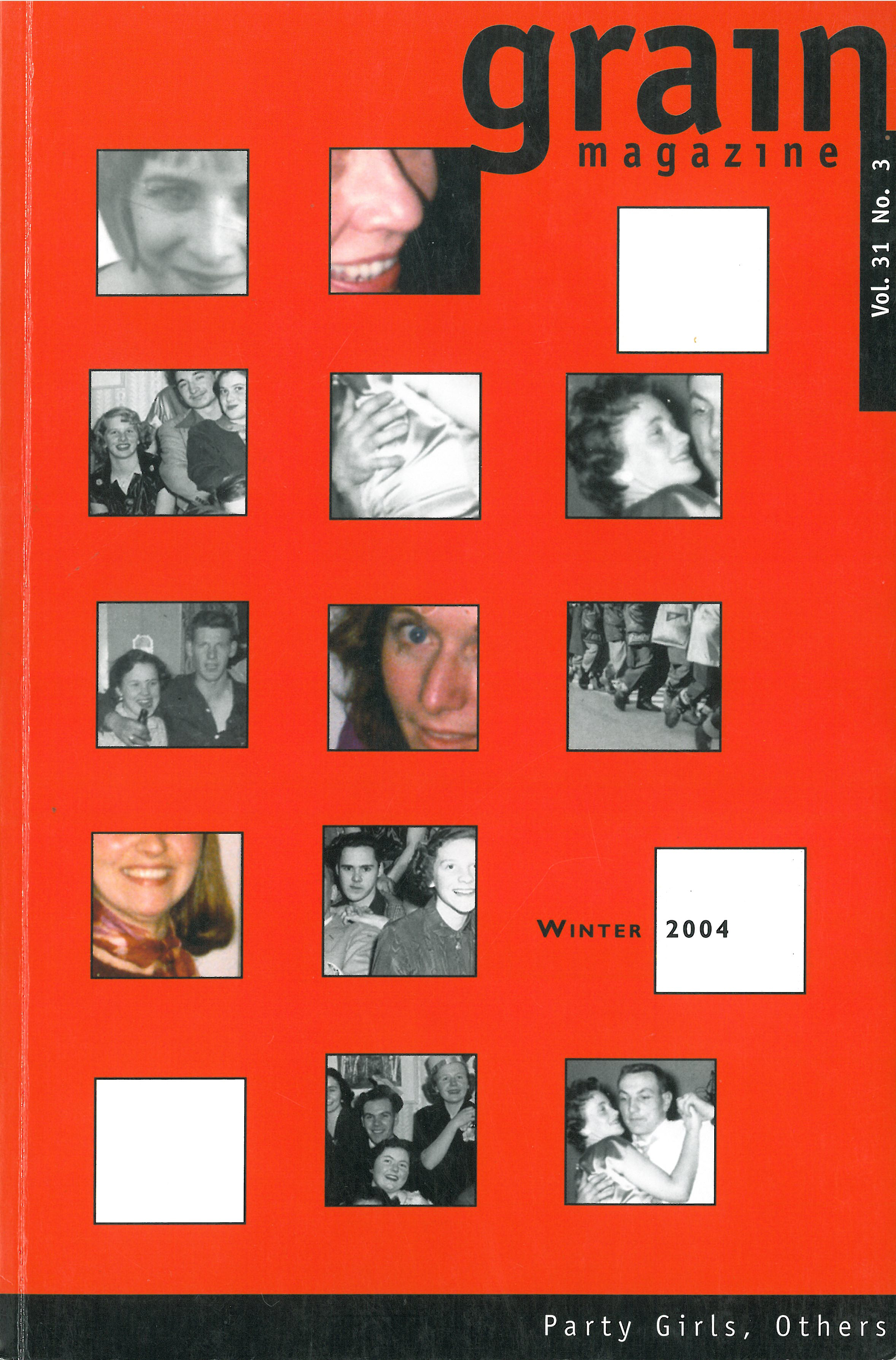 31.3 Winter 2004, Party Girls, Others  SOLD OUT