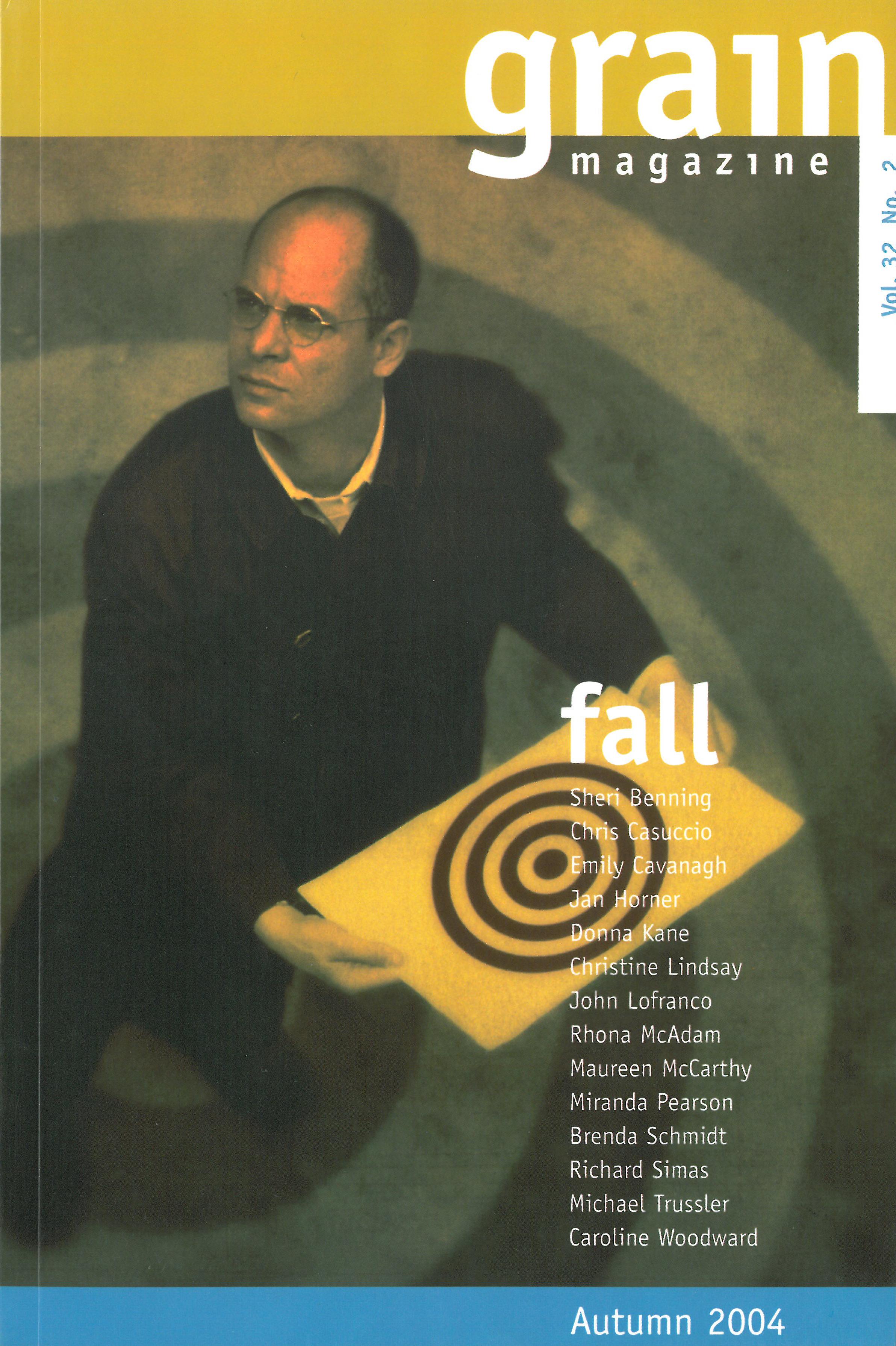 32.2 Autumn 2004, Short Grain Contest