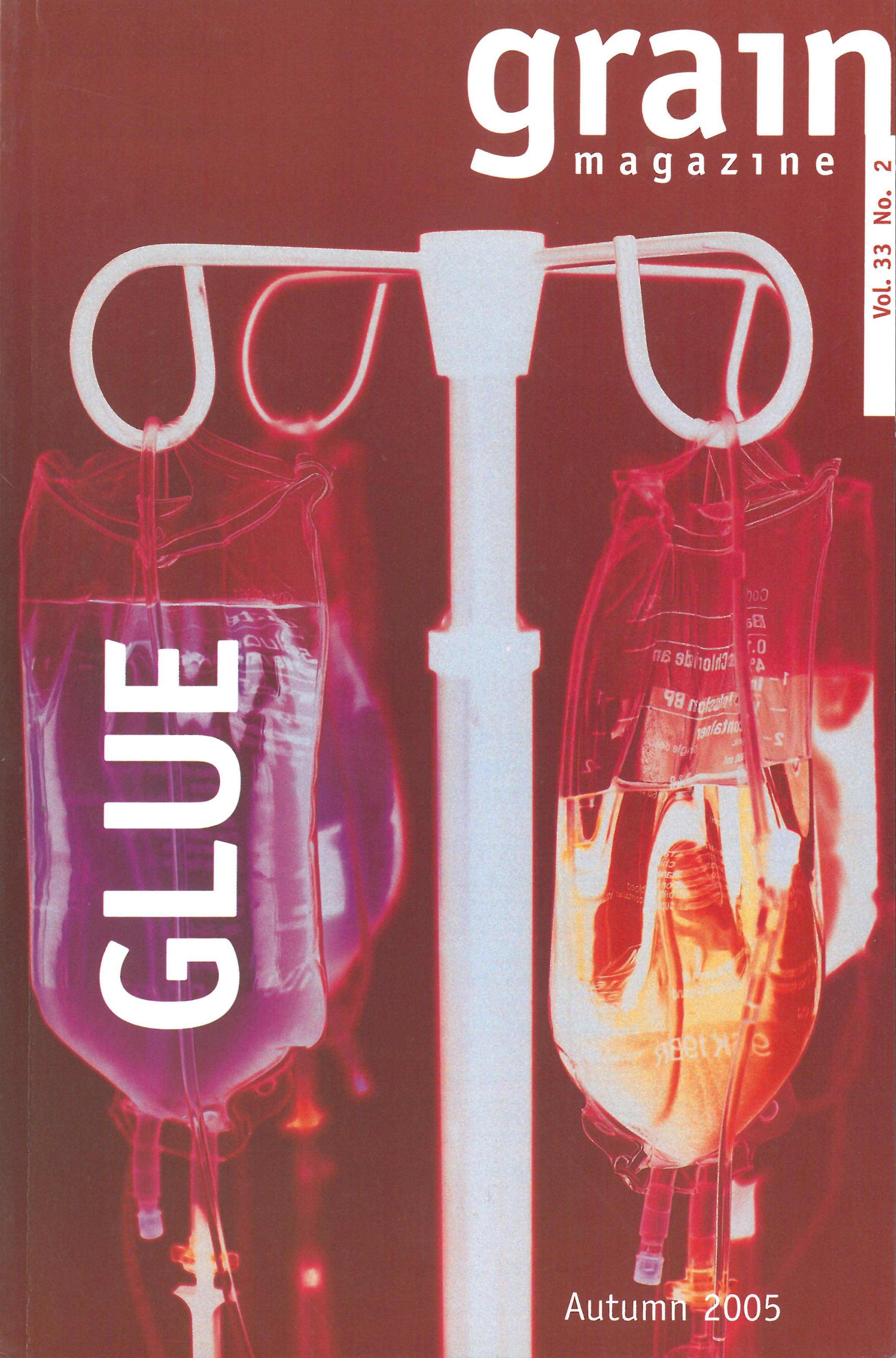 33.2 Autumn 2005, Glue: Short Grain Contest