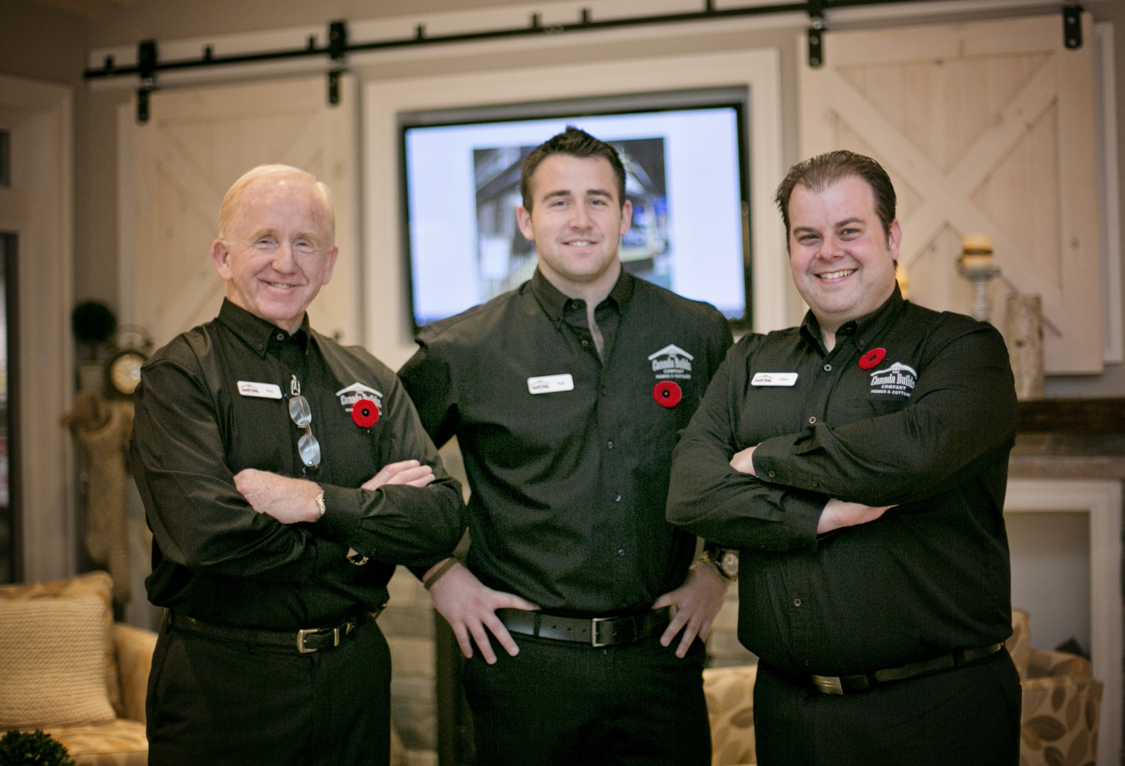 Canada Builds:  A Family Firm     Roy Graham, Rob Graham,Dion Gemmiti