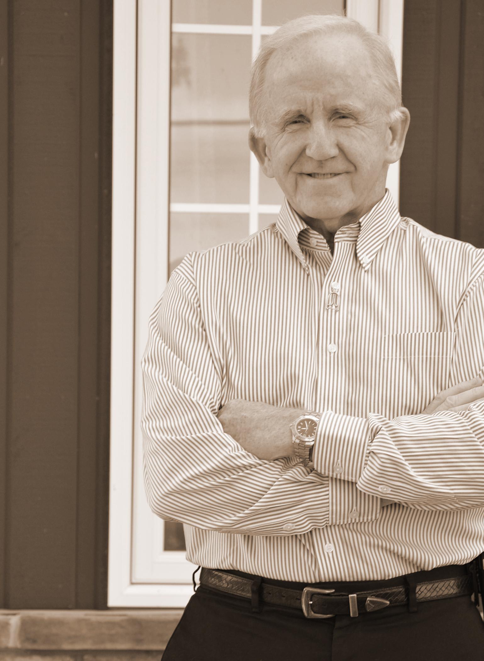Roy Graham  President & CEO