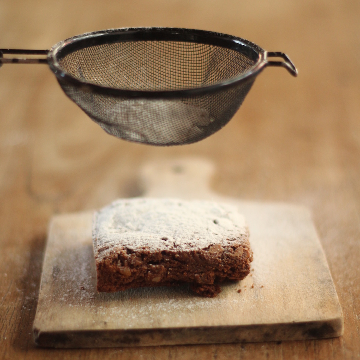 Square de brownie